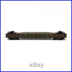 Wagon Militaire avec mitrailleuses DR Ep II-HO 1/87-LILIPUT DEP73-054