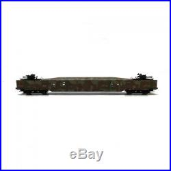 Wagon Militaire avec mitrailleuses DR Ep II-HO 1/87-LILIPUT DEP73-055