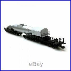 Wagon Torpille DB-HO 1/87-TRIX 23967 DEP103-326