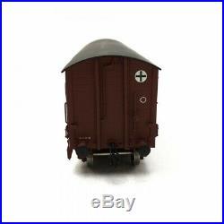 Wagon WSMI SKyw 999 SNCF Ep IIIb-HO 1/87-R37 HO43008b