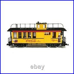 Wagon caboose Coca-Cola Ep III-G 1/22.5-LGB 40757