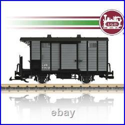 Wagon couvert CdN D 370-G 1/22.5-LGB 40078