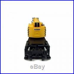 Wagon grue télescopique avec accessoires de soulèvement -HO-1/87-KIBRI 26000
