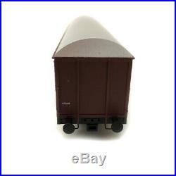 Wagon nettoyeur SNCF analogique / digital -HO 1/87-MABAR 81802 B