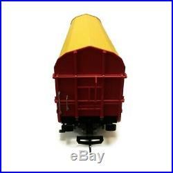 Wagon nettoyeur ép V DB train de jardin -G-1/22.5-PIKO 37720