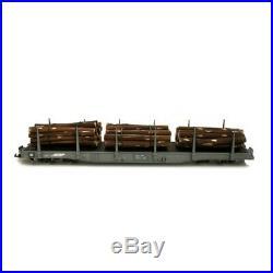 Wagon transport de bois train de jardin-G 1/22.5-LGB 45924