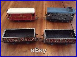 Énorme Lot Train Électrique JEP Rail Wagon Poste Aiguillage Passage Niveau Ech O